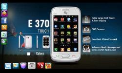 फ्लाई भारतीय बाजार में जल्द लांच करेगा E370 टच स्क्रीन फोन