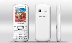 सैमसंग का E2252 फीचर फोन अब केवल 2,500 रुपए में उपलब्ध