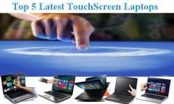 टॉप 5 टच स्क्रीन विंडो 8 लैपटॉप