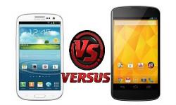 सैमसंग गैलेक्सी एस3 मिनी और एलजी नेक्सस 4 में कौन सा जैलीबीन स्मार्टफोन लेना बेहतर है?