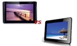7,990 रुपए में कौन सा टैबलेट लें, इंटेक्स आईबडी कनेक्ट या फिर आईबॉल स्लाइड i6516