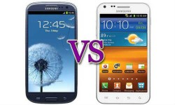 सैमसंग गैलेक्सी एस 2 और एस 3 स्मार्टफोन में क्या अंतर है ?