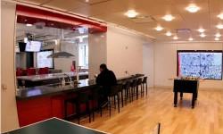 ये है न्यूयार्क में खाने का ऑर्डर सप्लाई करने वाली सीमलेस कंपनी का ऑफिस