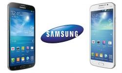 सैमसंग ने लांच किए दो नए महारथी, गैलेक्सी मेगा 6.3 और 5.8 इंच स्मार्टफोन