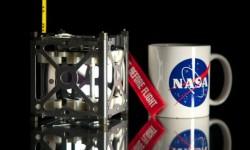 नासा ने अंतरिक्ष में भेज तीन स्मार्टफोन सेटेलाइट