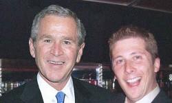 फोटोशॉप का कमाल पार्टी में आ गए बराक ओबामा और जॉर्ज बुश