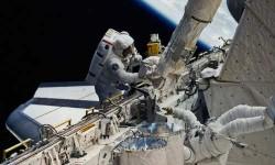 अंतरिक्ष यात्रियों ने अमोनिया रिसाव वाले पंप को कैसे बदला