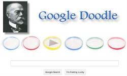 गूगल डूडल मना रहा है जूलियस रिचर्ड पेट्ट्री का 161वां जन्मदिन