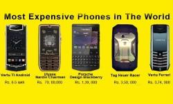 दुनियां के सबसे महंगे स्मार्टफोन जिन्हें खरीदना सबके बस की बात नहीं