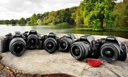सबसे कम कीमत 5 ब्रांडेड डीएसएलआर कैमरा