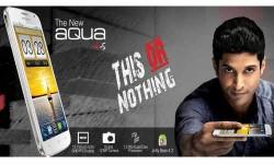 फरहान अख्तर बने इंटेक्स मोबाइल के ब्रांड एम्बेस्डर, लांच किया एक्वा एल 5 स्मार्टफोन