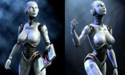 दुनिया की सबसे हॉट और सेक्सी रोबोट गर्ल
