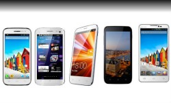 5 बेहतरीन सबसे ज्यादा बिकने वाले माइक्रोमैक्स और कार्बन स्मार्टफोन