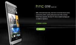 जल्द आ रहा है एचटीसी वन ड्युल सिम स्मार्टफोन