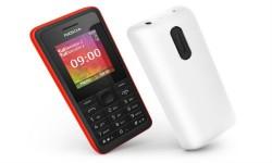 नोकिया ला रहा है 106 और 107 ड्युल सिम, लम्बी बैटरी बैकप वाले फीचर फोन
