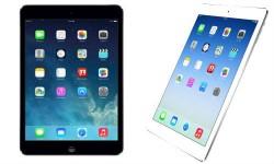 एप्पल ने लांच किया आईपैड मिनी और आईपैड एयर टैबलेट