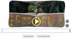 गूगल अपने डूडल से मना रहा है हैलोविन महोत्सव