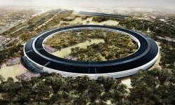 देखिए एप्पल के भव्य स्पेसशिप हेडक्वार्टर के अंदर की तस्वीरें