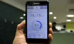 लिनोवो पी 780, 4000 एमएएच बैटरी वाला स्मार्टफोन