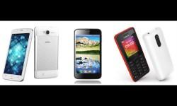 पिछले हफ्ते लांच हुए टॉप 5 स्मार्टफोन