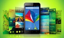 वीडियोकॉन ला रहा है ए 55 क्यूएचडी क्वॉड कोर एंड्रायड स्मार्टफोन