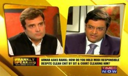 राहुल और अरनब का खेला, देखिए कैसे लगा ट्विटर पर मेला