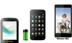 टॉप 5 स्मार्टफोन जो बैटरी बैकप की दुनिया के सरताज़ है ?