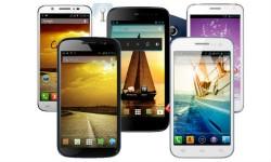 टॉप 10 लेटेस्ट 5 इंच स्क्रीन वाले माइक्रोमैक्स एंड्रायड ड्युल सिम स्मार्टफोन