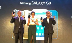सैमसंग गैलक्सी S5 भारत में लॉन्च