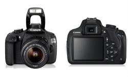 कैनन ने लांच किया सबसे सस्ता डीएसएलआर कैमरा ईओएस 1200 डी