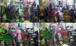 मैकबुक चोरी करने वाली लड़की की फोटो इंटरनेट पर डाली