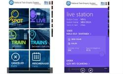 इंडियन रेलवे की नई मोबाइल एप, फोन में चेक करें ट्रेन लोकेशन