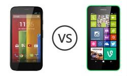 नोकिया लूमिया 630 या फिर मोटो जी, कौन सा स्मार्टफोन लेना चाहेंगे आप ?