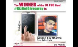 गिजबोट गिवअवे: जीतिए फ्री एलजी एल90 ड्युल स्मार्टफोन