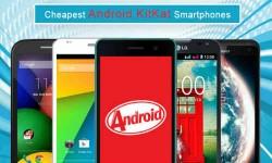 किट-कैट ओएस वाले 10 लेटेस्ट एंड्रायड स्मार्टफोन