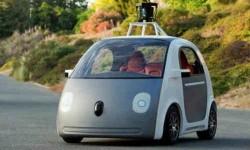 गूगल बना रहा है बिना ब्रेक और स्टीरिंग की कार