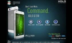 आपके हाथ के इशारे पर चलेगा जोलो का नया Q1200 स्मार्टफोन