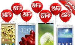 5% से लेकर 50% तक डिस्काउंट मिल रहा है इन स्मार्टफोन्स पर