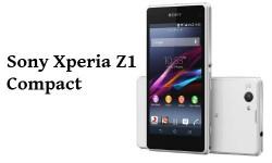 सोनी का एक्सपीरिया जेड 1 कॉम्पैक्ट, पॉकेट फ्रेंडली हाई इंड स्मार्टफोन