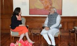 फेसबुक सीओओ भी हैं प्रधानमंत्री नरेंद्र मोदी की फैन