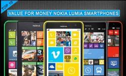 नोकिया के 10 पैसा वसूल विंडो स्मार्टफोन