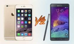 कौन होगा विजेता ? एपल आईफोन 6 प्लस या फिर गैलेक्सी नोट 4