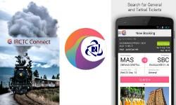 आईआरसीटीसी की नई एंड्रायड ऐप झट से बुक कर देगी आपका टिकट