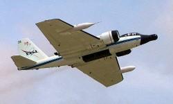 अफ्रीका में दिखा नासा का रहस्यमय विमान