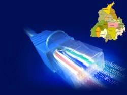 पंजाब के सभी गांवों को मिलेगा हाई-स्पीड इंटरनेट
