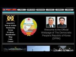 उत्तर कोरिया में वेबसाइट अब भी ठप