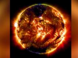 नासा ने लिया सूर्य का 10 करोड़वां फोटो