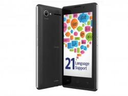 4,499 रुपए के इस स्मार्टफोन में मिलेंगी 21 भाषाएं