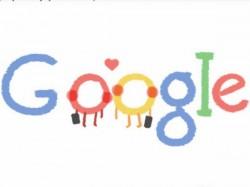 गूगल डूडल भी कुछ ऐसे मना रहा है आज वैलेंटाइन डे