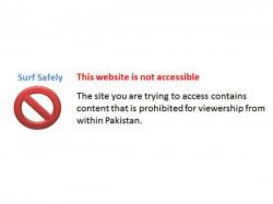 पाकिस्तान में ब्लॉगिंग साइट 'वर्डप्रेस' बंद